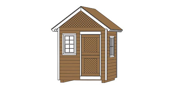 New England Shed Plans