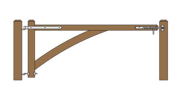 weldon curved single